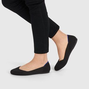 Rothy's The Flat round toe black
